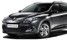 Защита двигателя на Renault Megane 3 (2008-2015) хэтчбек \ универсал
