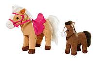 Интерактивная лошадка с жеребенком для куклы Беби Борн Baby Born Zapf Creation 822371