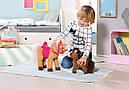 Интерактивная лошадка с жеребенком куклы Беби Борн Baby Born Zapf Creation 822371, фото 3
