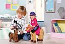 Интерактивная лошадка с жеребенком куклы Беби Борн Baby Born Zapf Creation 822371, фото 4