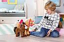 Интерактивная лошадка с жеребенком куклы Беби Борн Baby Born Zapf Creation 822371, фото 7