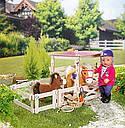 Интерактивная лошадка с жеребенком куклы Беби Борн Baby Born Zapf Creation 822371, фото 9