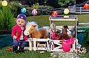 Интерактивная лошадка с жеребенком куклы Беби Борн Baby Born Zapf Creation 822371, фото 10