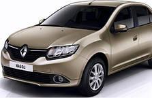 Защита двигателя на Renault Logan (c 2012--) седан \ универсал