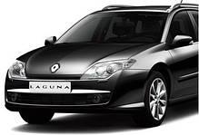 Защита двигателя на Renault Laguna 3 (c 2008--)