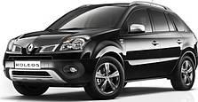 Защита двигателя на Renault Koleos (2008-2016)