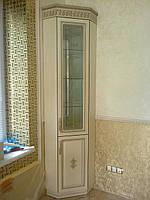 Угловые шкафы для кухонь