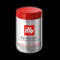 Illy Espresso Gusto Morbido 100% Arabica (250 грм)Зерно. Италия