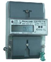 Счетчик электроэнергии однофазный, многотарифный Меркурий 206