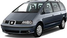 Защита двигателя на Seat Alhambra (1996-2010)