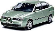 Защита двигателя на Seat Cordoba (2002-2008)