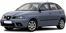 Защита двигателя на Seat Ibiza (2002-2007)