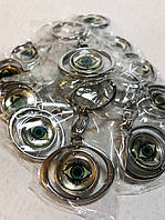 Прикольный Брелок Оригинальный Сувенир Вращающийся Глаз