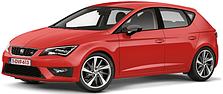 Защита двигателя на Seat Leon (c 2013---)