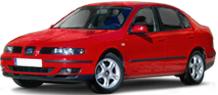 Защита двигателя на Seat Toledo (1999-2004)