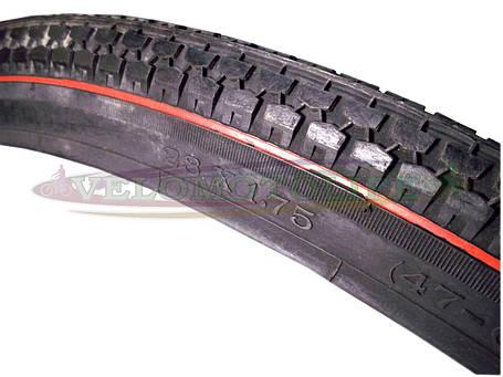 Покрышка велосипедная 28х1.75 (47-622) S-141, фото 2
