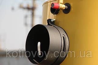 Твердотопливный котел длительного горения Stropuva U универсальный, фото 2
