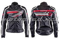 Мотокуртка текстиль черная mod: JK37 SCOYCO