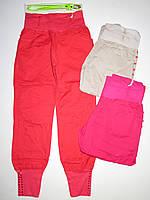 Котоновые брюки для девочек Grace оптом, 134-164 pp.
