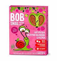 Натуральные конфеты яблочно-малиновые Bob Snail