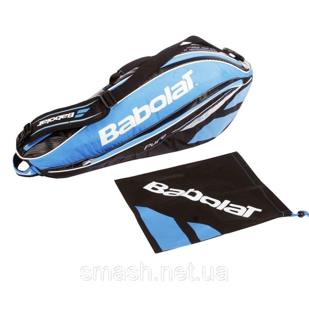Чехол для теннисных ракеток BABOLAT X3 PURE DRIVE