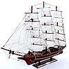 Модель парусного корабля 80 см Constitution 1797 EG8039A, фото 5