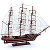 Модель парусного корабля 80 см Constitution 1797 EG8039A, фото 7