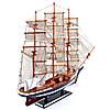 Модель парусного корабля 80 см Constitution 1787 EG8039B, фото 9