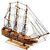 Модель парусного корабля Victory 50 см 52075, фото 4