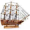 Модель парусного корабля Victory 50 см 52075, фото 5
