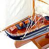Модель корабля чайный клиппер 110 см Cutty Surk 5877, фото 8