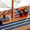 Модель корабля чайный клиппер 110 см Cutty Surk 5877, фото 10