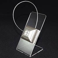 Декоративный магнит-подхват для штор и тюли на тросике №3