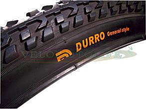 """Покрышка велосипедная 28х1.75 (47-622) """" DURRO""""  СС8603, фото 2"""