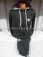 Спортивный костюм мужской на молнии Adidas