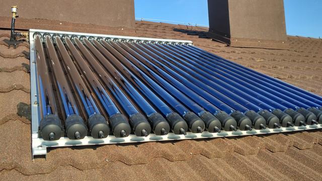 Солнечные коллектора для дома