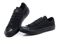 Кеды мужские Converse 30007 Чёрные