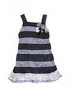 Платье синее 18 мес. (Д)