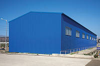 Строительство складских помещений, ангаров, цехов