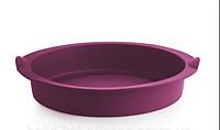 """Силиконовая форма """"Принцесса"""" в фиолетовом ,Tupperware"""