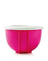 Двойное Замесочное блюдо 1,5 л в ярко-розовом цвете Tupperware
