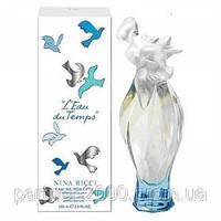 "Nina Ricci ""L'Eau Du Temps"" 100ml (Женская Туалетная Вода) Женская парфюмерия"