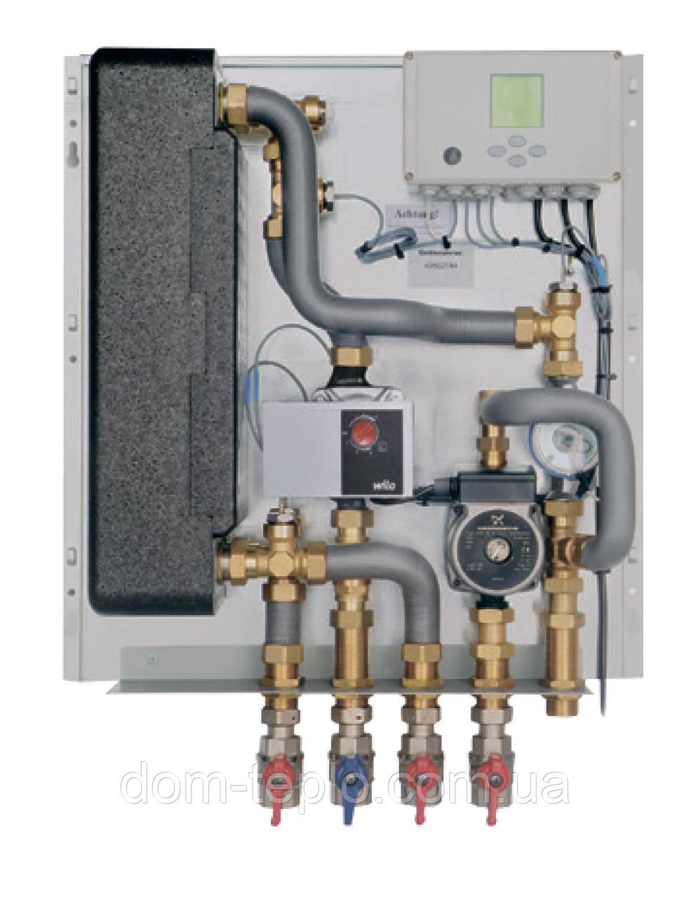 Проточная станция приготовления горячей воды LogoFresh,110 кВт (2-45 л/мин) с рецерк. Meibes