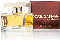 "Женская парфюмерия Dolce & Gabbana ""Sexy Chocolate"" 75ml (Женская Туалетная Вода)"