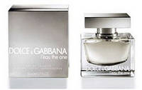 "Женская парфюмерия Dolce & Gabbana ""L`Eau The One"" 75ml (Женская Туалетная Вода)"