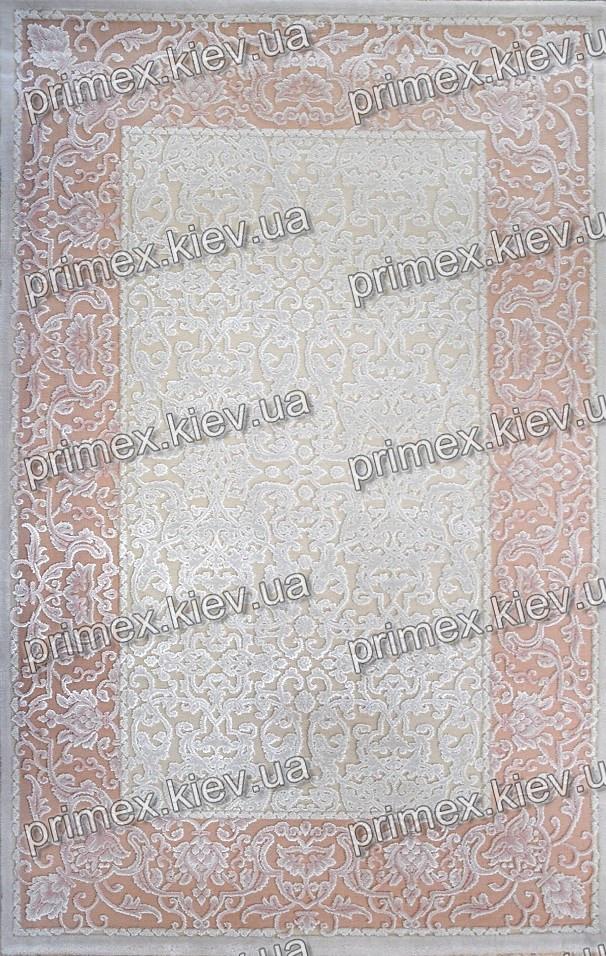 Килим Carmina Ажур, колір молочно-персиковий