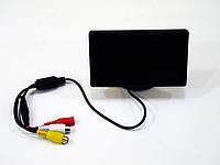 Цветной монитор 4.3'' с 2-мя видеовыходами. Монитор камеры заднего вида. Высокое качество. Купить Код: КДН1537