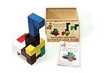 Кубики Нікітіна Кубики для всіх / Сообразилка Розумний лис (90048), фото 3