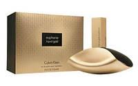 Liquid Gold Euphoria Calvin Klein edp 100 мл (Женская Туалетная Вода) (Люкс) для женщин