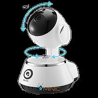 Поворотная Wi-Fi IP камера Digoo BB-M1 720P с ночной подсветкой